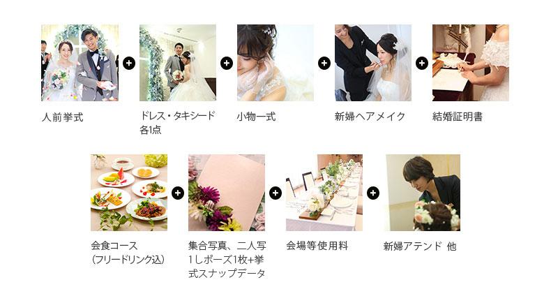 フォト+会食プラン10名