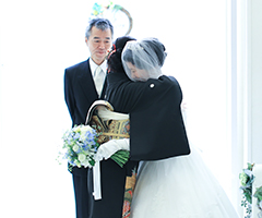 ご家族と叶える結婚式